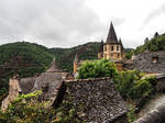 Conques 5. Aveyron. France.