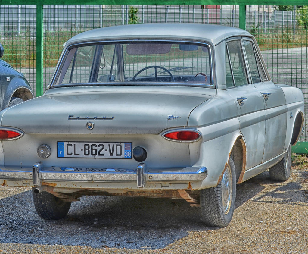 Ford (German) Taurus 60's/70's by jennystokes