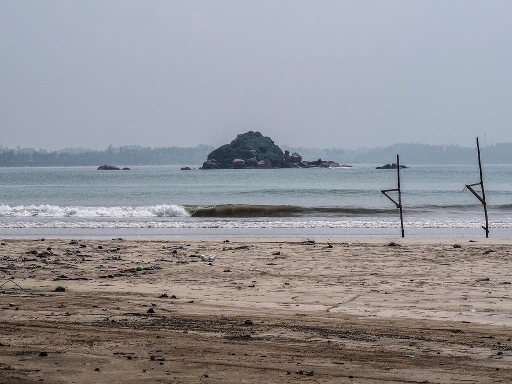 Weligama Beach. Tropical Island. by jennystokes
