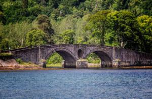 Bridge in Scotland. by jennystokes