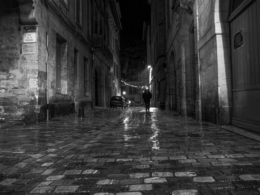 Rain....rain..rain. Beaucaire. Fr. by jennystokes