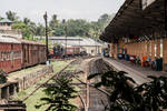 Galle Train Station 1
