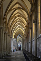 Wells Cathedral. England. by jennystokes