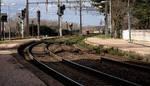 Tracks.  Tarascon. France by jennystokes