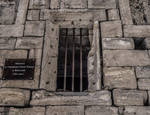 Ancient Gaol. Beaucaire. France by jennystokes