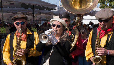 Brass Band. Beaucaire. Fr