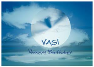 Happy Birthday to you dear Vasi.