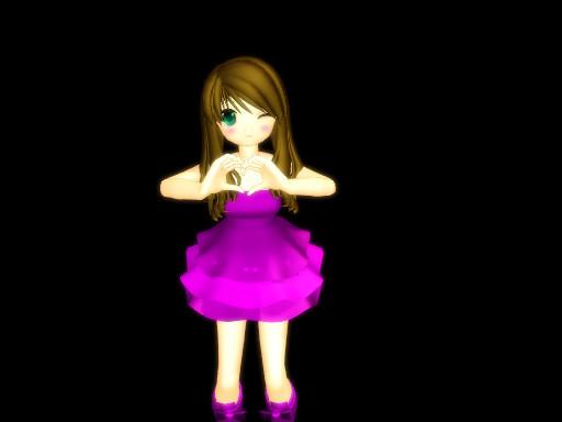 lilith : personaje de mi nuevo MMD ^^ by nekito-chan