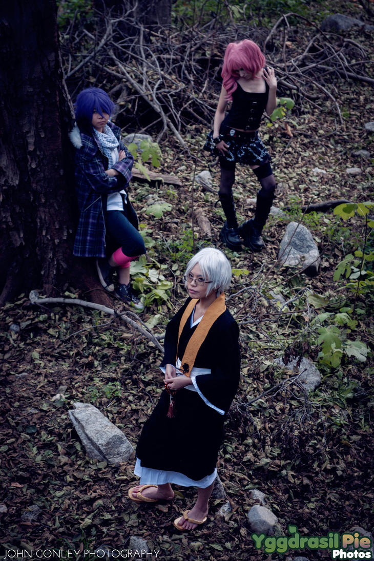 Shiki: First Decay by Kotodama