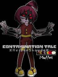 ContaminationTale Muffet Reference by Corpsetalia-fan