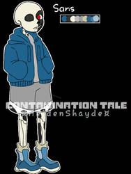 ContaminationTale Sans Reference by Corpsetalia-fan