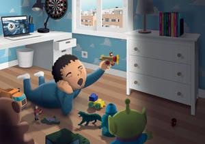 Daniel's Room