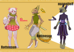 Tasty Adopts auction [OPEN] by rottennsun