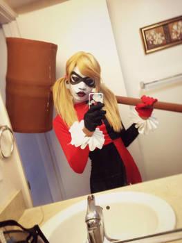 Harley Quinn WIP