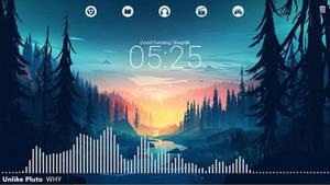 Rainmeter Desktop Customization #3-2