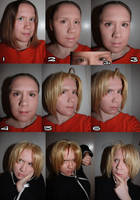 Ed Elric Make-up tutorial
