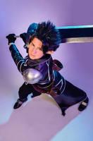 Kirito - Black Elf Swordsman by Iloon-Creations