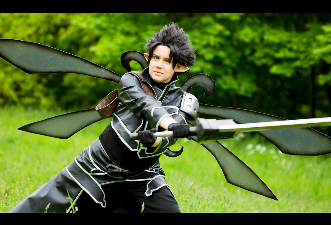 Kirito - Fairyland by Iloon-Creations