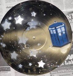 Space, Time and Fish Custard
