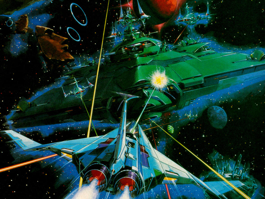 Gradius _poster by zxchriszx