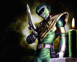 Green Ranger by zxchriszx