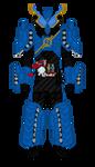 Kamen Rider Build - TankTank Form by Zyuoh-Eagle