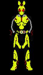 Kamen Rider Zero One / Rising Hopper by Zyuoh-Eagle