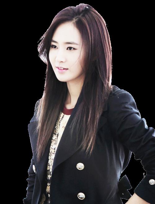 Yuri kwon snsd green skirt 4