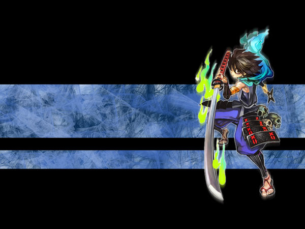 Muramasa Demon Blade Wallpaper By Icyfrodo On Deviantart
