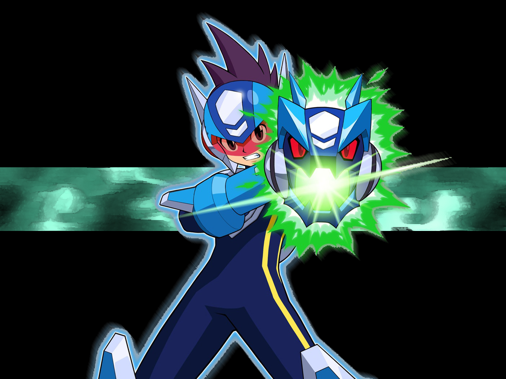 ���� ����� ���� ���� ���� Megaman_Star_Force_Wallaper_by_Icyfrodo.png