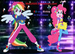 RD and Pinkie in the house