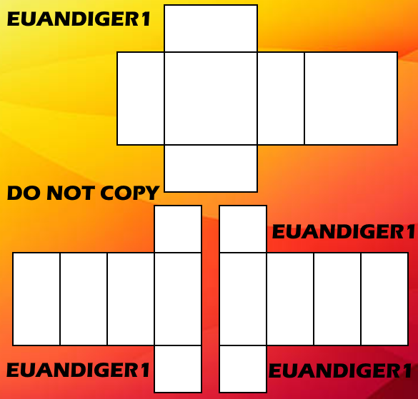 My New Roblox Shirt Template By Euandiger On Deviantart