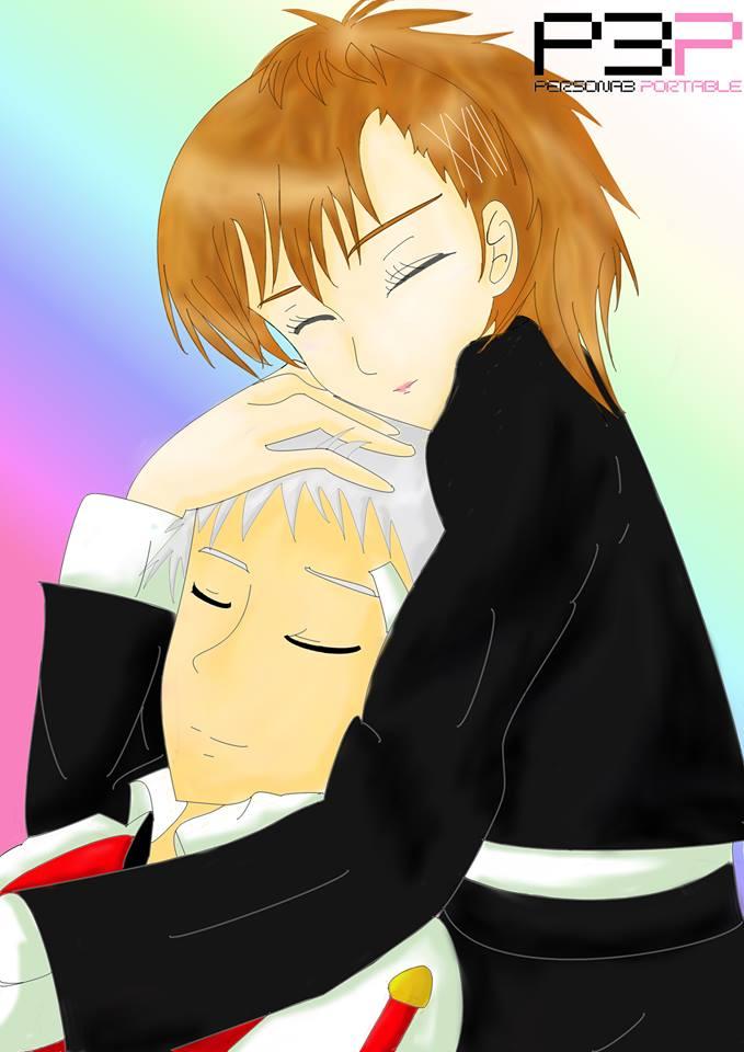 Persona 3 psp dating akihiko