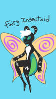 Custom Open Species - Fairy insectoid