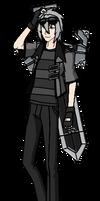 RWBY X OC Garrett Strider(former) of team CROS by ZeroSenPie