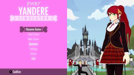 RWBY Yandere Simulator by ZeroSenPie