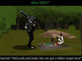 RWBY X OC How Garrett Strider meet Olive Skanvich by ZeroSenPie
