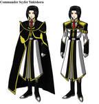 Galaxy Angel OC Scyfer Yukishora