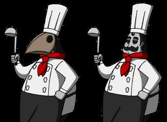 HHOC Chef Valentin by ZeroSenPie