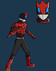 Kamen Rider Z-R0 (Kamen Rider OC)