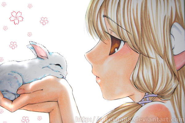 Chii ::SOFT:: by Hoshino-Arashi