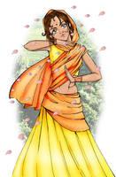 Indian princess by Hoshino-Arashi