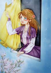 Lets sing a song by Hoshino-Arashi