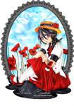 Rukia Kuchiki .:Poppy Heaven:.