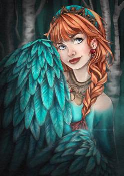 Gamayuun Bird from Heavens