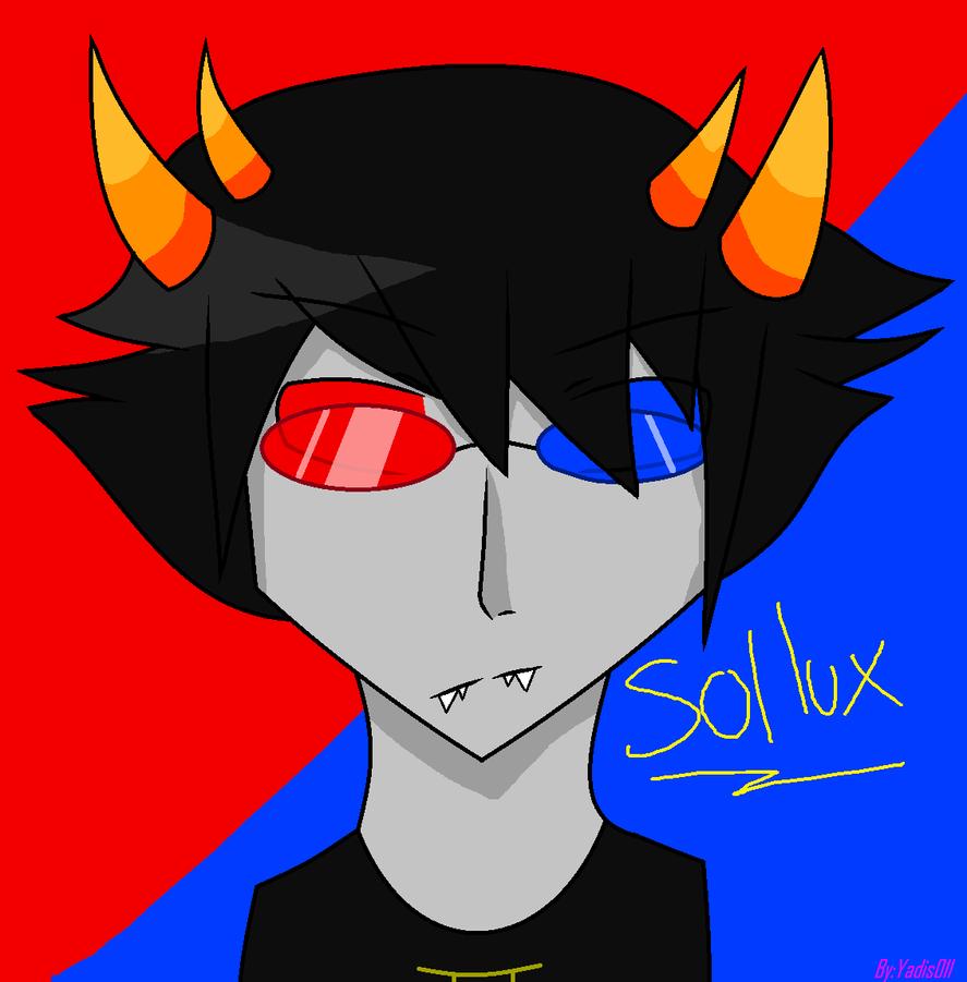 Sollux captor by yadimiku011