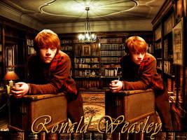 Ronald Weasley by Vilyane