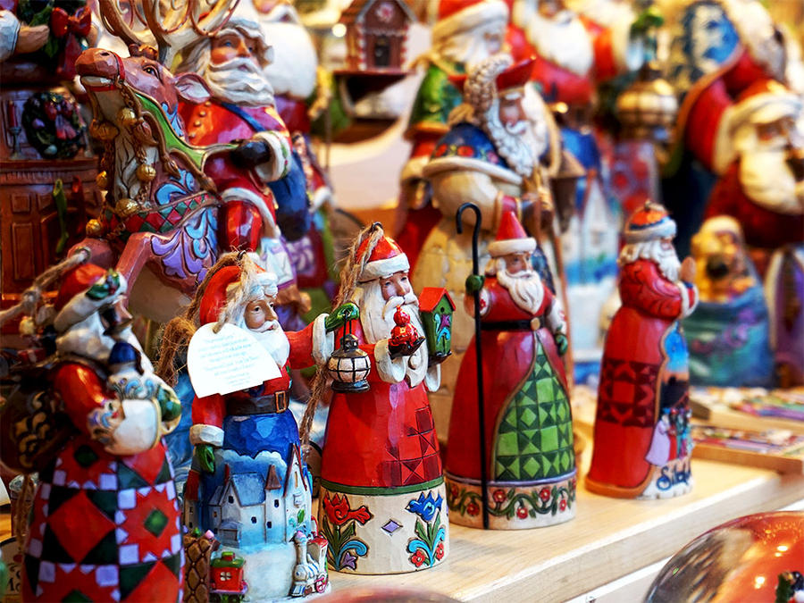 Christmas goods by Vilyane
