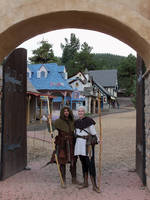 Rangers At The Faire 4 by Manveruon