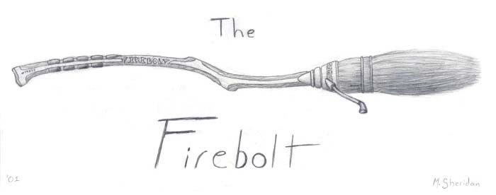 The Firebolt By Manveruon On DeviantArt